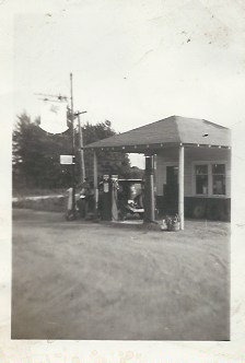 1940, First station at M46 and M66, Six Lakes