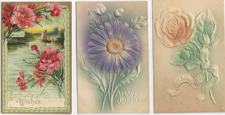 Old birthday cards to family members six lakes photo blog birthday cards m4hsunfo